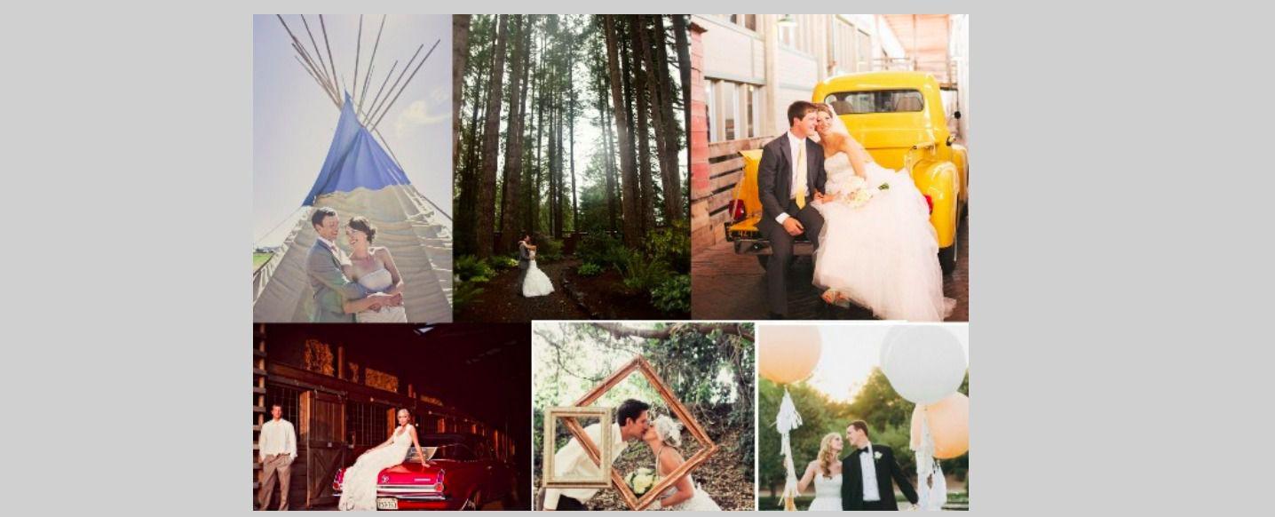 10 Wedding Photo Prop Ideas Rustic Wedding Chic