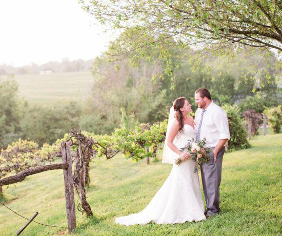 Southern Farm Wedding
