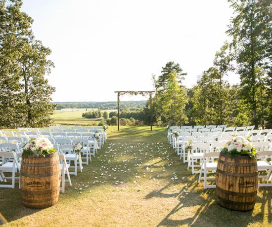 Rustic Barn Weddings In Ga: Oklahoma Rustic Wedding
