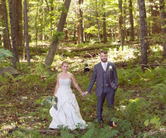 Berkshire Mountain Wedding