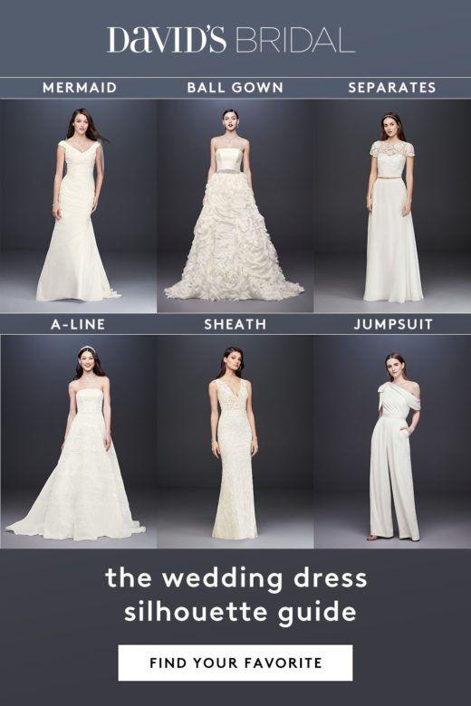 Wedding Dress Styles Silhouette Rustic Wedding Chic