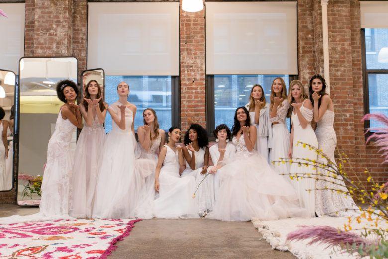 b10eea123759 BHLDN s Spring 2019 Collection - Rustic Wedding Chic