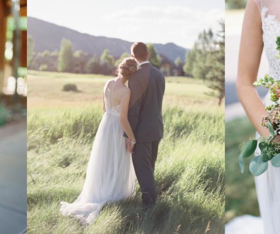 d4e3b0b3e963b Mountain Weddings - Real Mountain Rustic Weddings, Receptions ...