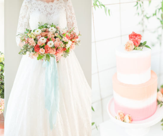 bd06480c0e8 Citrus Inspired Southern Wedding Styled Shoot