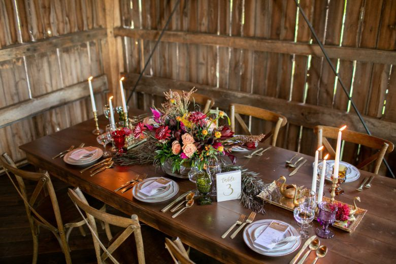 Boho Rustic Wedding