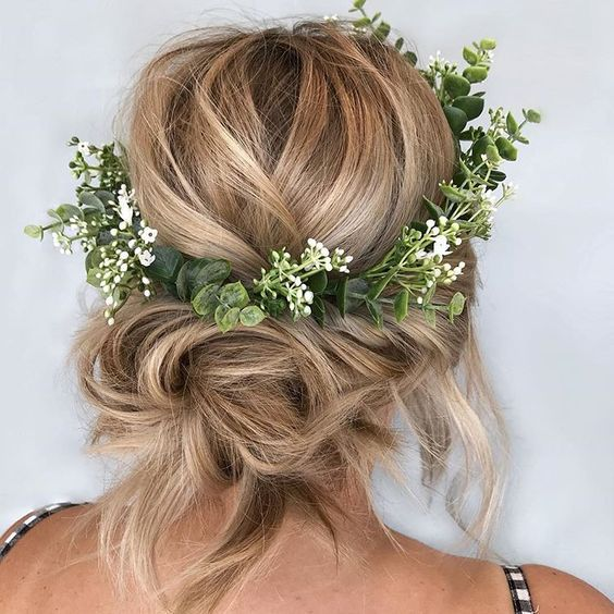 Rustic Wedding Hairstyles: 20 Hairstyles For Your Rustic Wedding