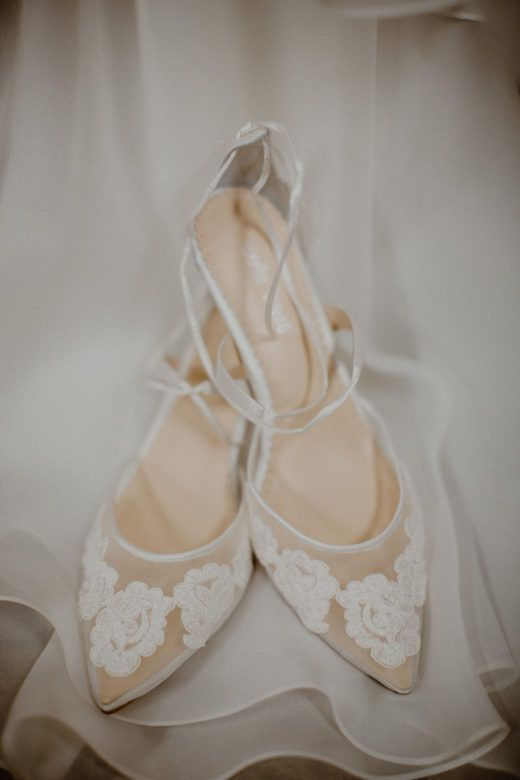 Rustic Wedding Shoes