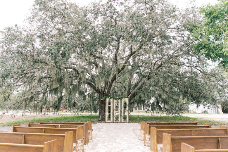 South Florida Farm Wedding Rustic Wedding Chic