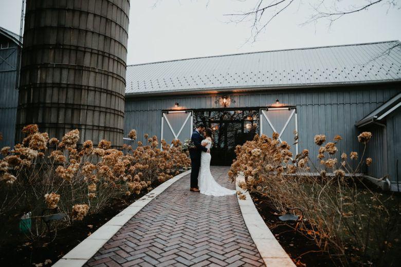 Wisconsin Rustic Style Barn Wedding Rustic Wedding Chic