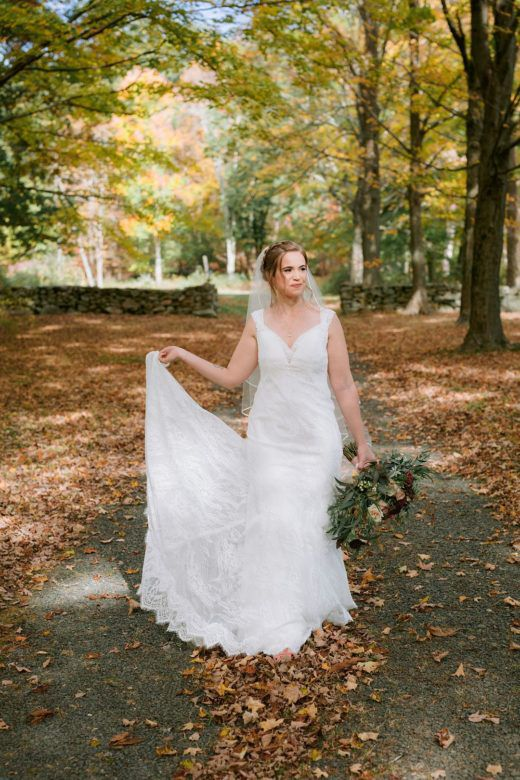Rustic Bride