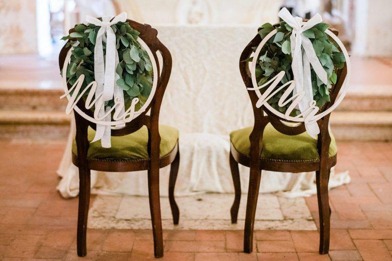 Rustic Wedding In Italy