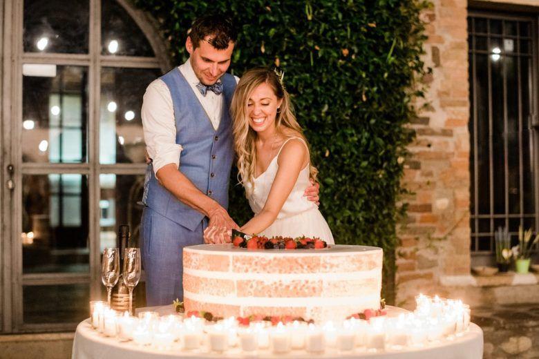 Large Wedding Cake