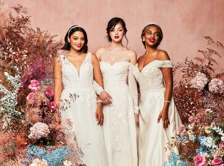 David's Bridal 2021 Collection