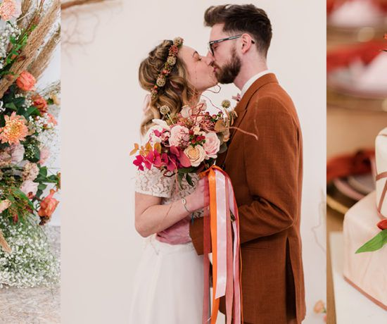 Images from boho styled shoot