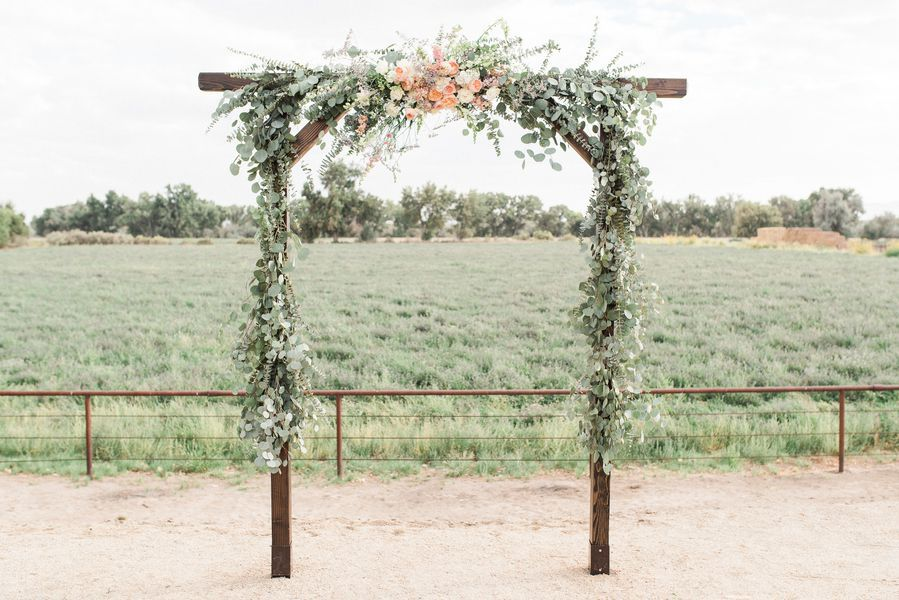 Wedding Altar Ideas For Your Rustic Ceremony - Rustic Wedding Chic