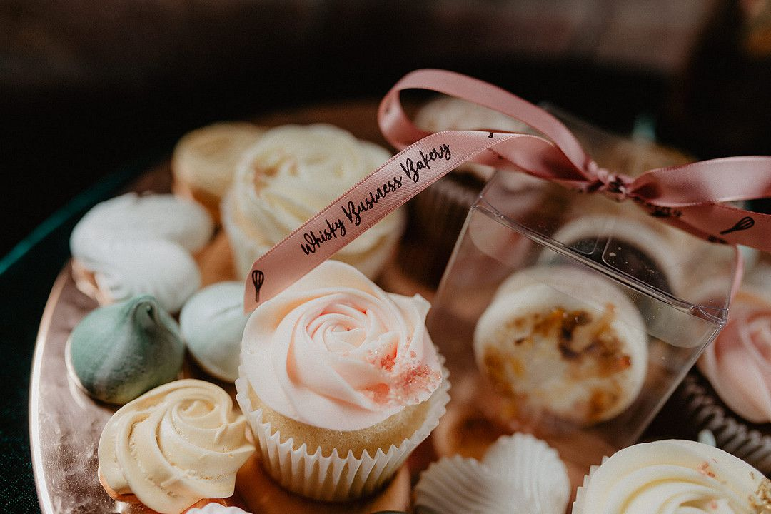 intimate bohemian minimony dessert table