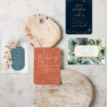 wedding invitations from The Wedding Shop by Shutterfly