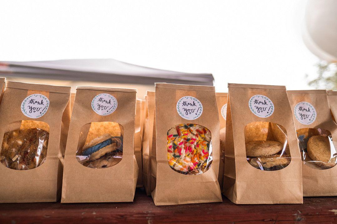 diy cookie bags