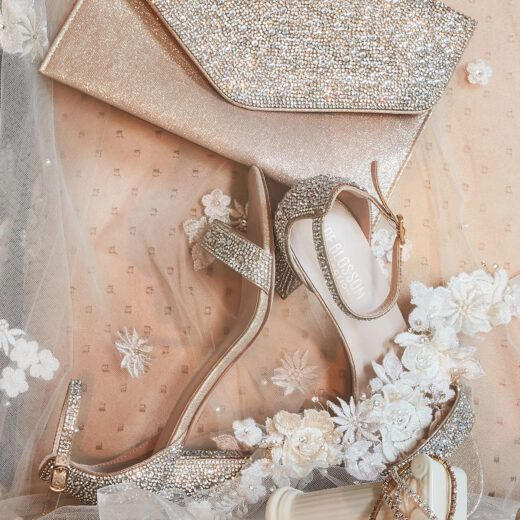 rose gold accessories and gifts
