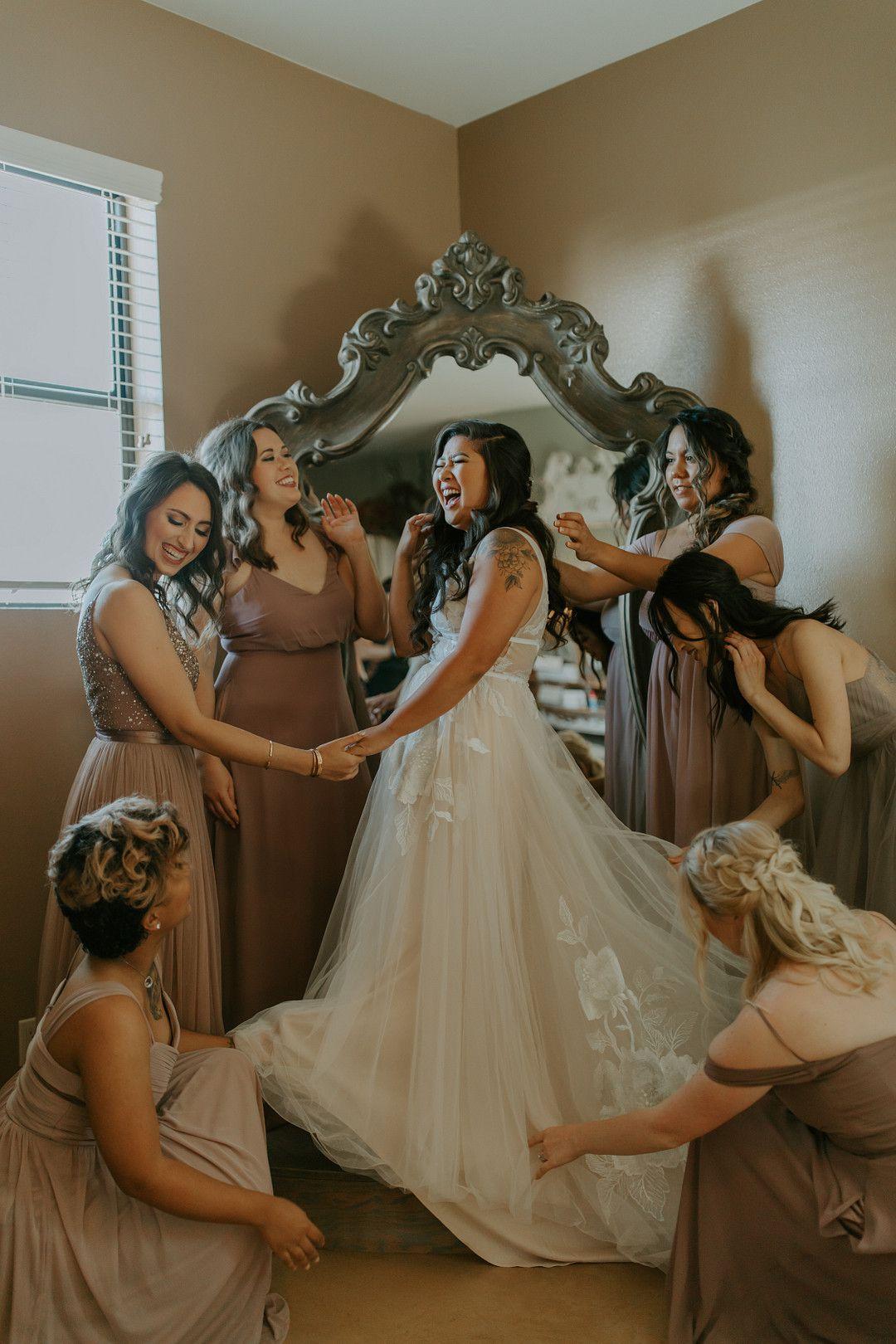 Magical Wedding at Ethereal Garden
